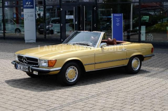 MERCEDES-BENZ 450 SL  Früher R 107 in Jahreswagenzustand !!!!!
