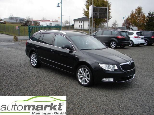 Used Škoda Superb