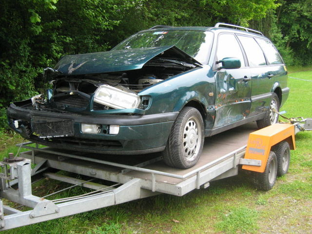 VW Passat 1.9TDI GT