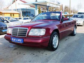 MERCEDES-BENZ E 200 Automatik Cabrio Leder