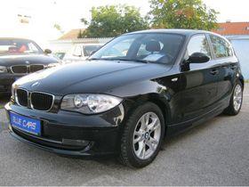BMW 118d DPF Dynamic+Comfort+Advantage Paket