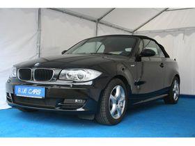 BMW 120d Cabrio Leder Xenon