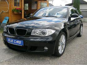 BMW 118d DPF M-Sportpaket Navi Xenon Leder PDC