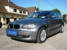 BMW 118d DPF Comfort+Advantage Paket GSD PDC
