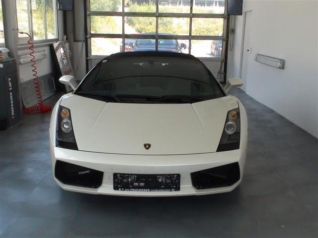 Lamborghini Gallardo Spyder E-Gear Rechtslenker