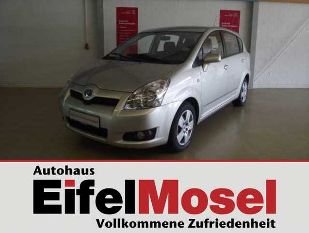 TOYOTA Corolla Verso 1.8 'Sol' 1.Hand Klimaautomatic