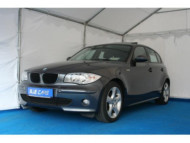 BMW 120i Navi PDC SHZ GSD Klimmaut.