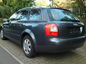 Audi A4 1.9TDI 131 PS - Modell 2004 - NAVI+Leder