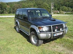 Mitsubishi Pajero MT 2,8 GLS Premium Line TD SUV / Offroad 1997, 112000 km., € 7.000, - VHB