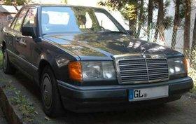 Mercedes Benz 124/230 E