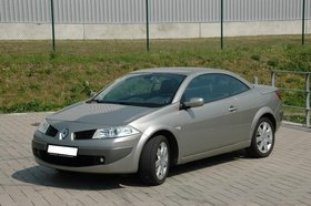 Renault Megane CC Cabrio 2.0 Top gepflegt!
