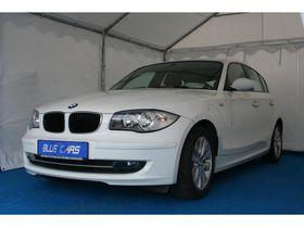 BMW 118d DPF Klimaanlage Advantage Paket