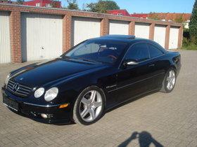 Mercedes-Benz --TOP CL 55 AMG+Full Option+Garantie--