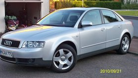 Audi A4 1.9 TDI 4S 6 Gang, XENON,Alcantara