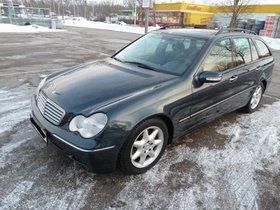 2002Mercedes Benz  C KlasseC 270 T Elegance CDI Aut