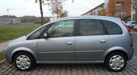 OpelMeriva1.6 16V Easytronic Edition