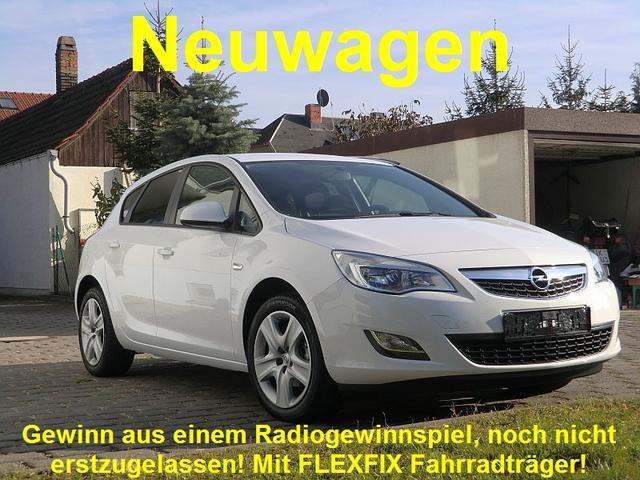 Mein Gewinn aus Radiogewinnspiel wird verkauft: Opel Astra 1.4 ecoFLEX Design Edition