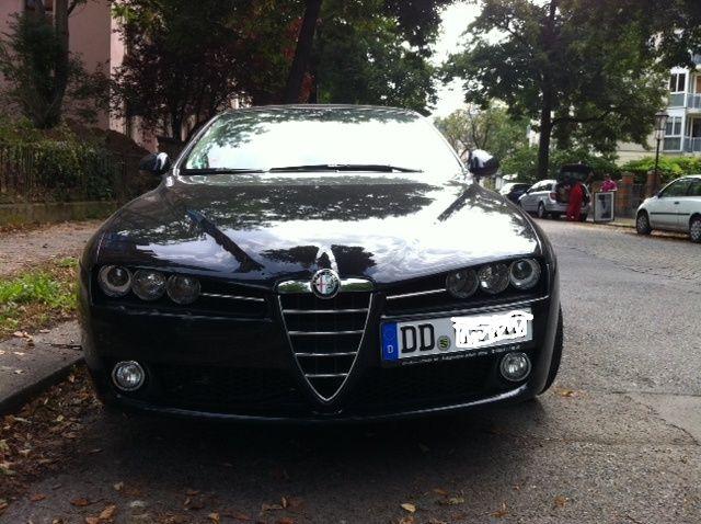 Alfa Romeo  159 Sportwagon Sonderausstattung - Topzustand