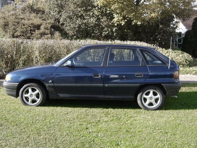 Opel Astra F noch gut in Schuss/nur Ventile erneuern