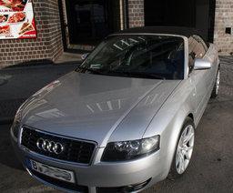 Audi A4 Cabrio 1.8 zu verkaufen!