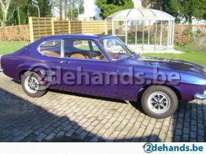 Original Ford Capri mk1 zum Verkauf