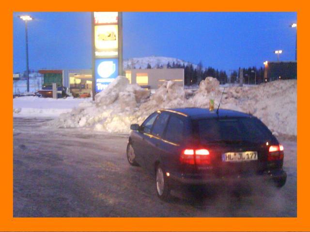 Volvo V40 2.0 16V, Euro 2, 1A Winterfahrzeug TOP