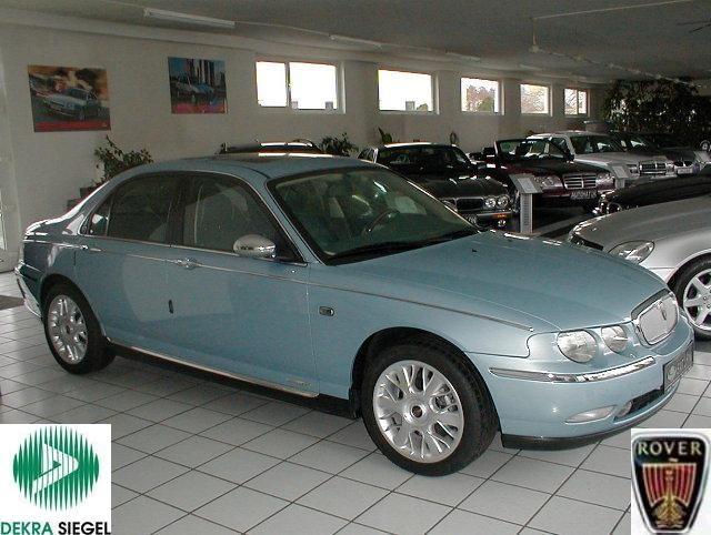 Rover 75 CDT Lim. Klimaauto. SD sehr gepflegt