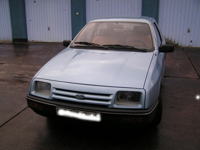 Ford Sierra L Youngtimer Top-Zustand! 1. Hand