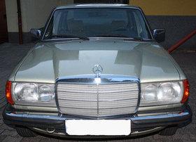 Mercedes Benz W123 280E Bj. 1981 mit H_Kennzeichen