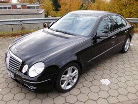 MERCEDES-BENZ Typ E 200 CDI Limousine Avantgarde