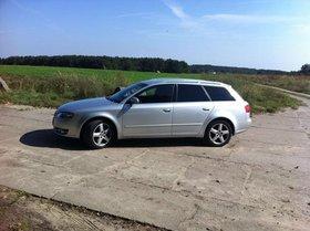 Audi A4 Avant 2.0 TDI DPF quattro Verhandlungsbasis