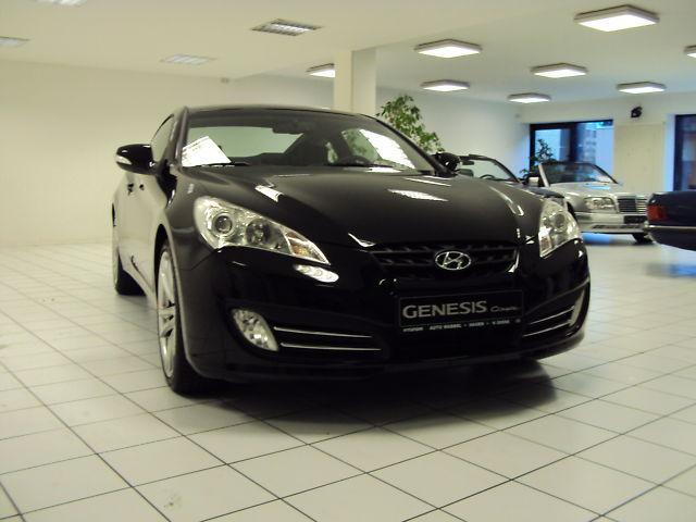 HYUNDAI Genesis Coupe 3.8 V6 A/T Sportauspuffanlage