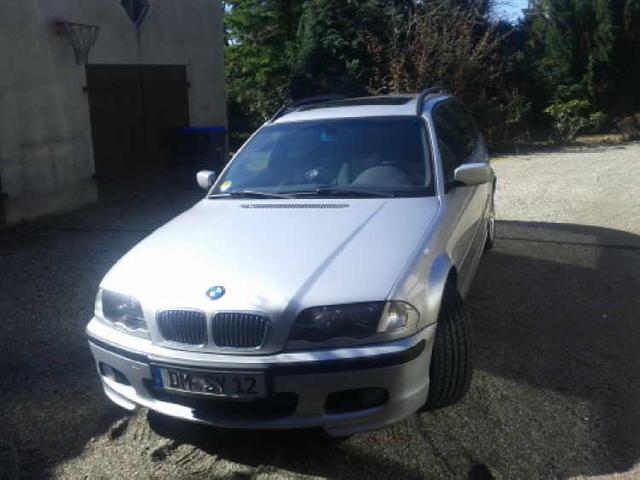 TOP BMW 330 D