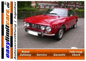ALFA ROMEO GTV 2000 Bertone Oldtimer mit H-Kennzeichen, TOP