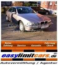 BMW 520iA, Klimaautom, Sitzh, PDC, TÜV 01.13