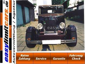 VW HOTROD Einzelanfertigung (Hersteller: HESSE)