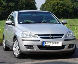 Opel Corsa Sport 1.4 TWINPORT BJ 2005