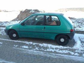 Peugeot 106, fahrbereit zum ausschlachten