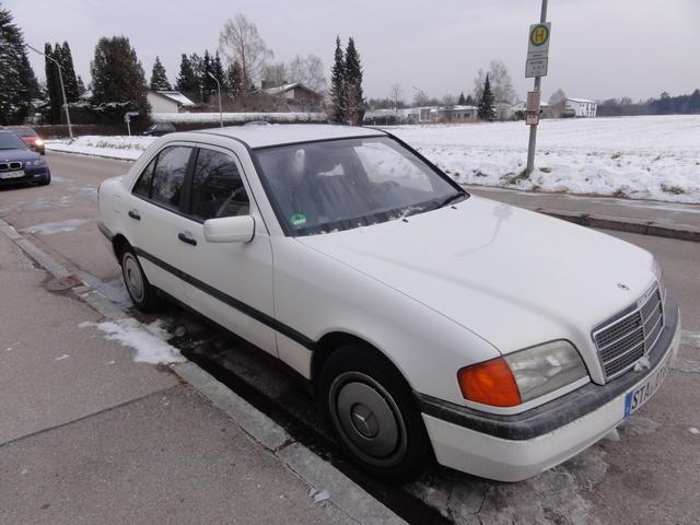 Mercede-Benz C180