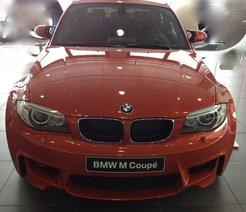 1er M Coupe NEU mit Topausstattung für sofort