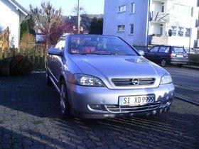 Opel Astra Linea Rossa Bertone