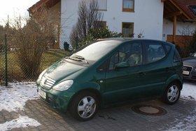 Mercedes-Benz A 140 - wenig Kilometer - Klima, RCD