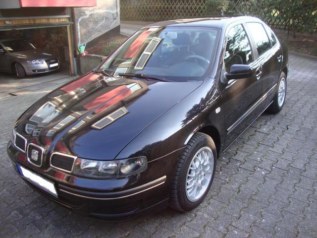 """Seat Toledo 1,6 16V """"STELLA"""" mit Navi und Standheizung"""