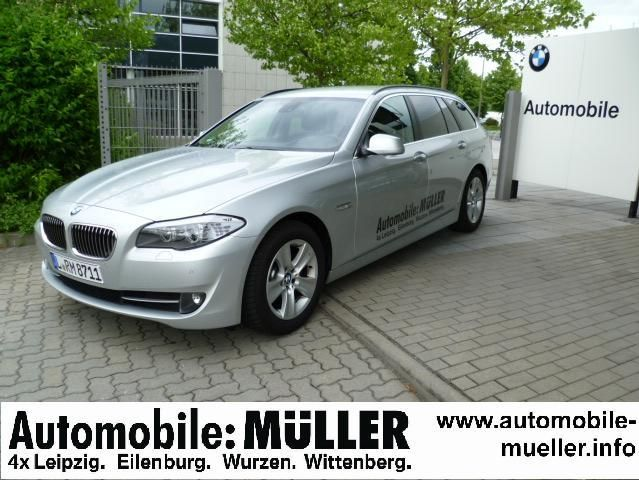 BMW 523i Touring (Aktivlenkung Innovationspaket  PDC