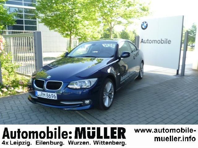 BMW 318i Coupe (Comfort Paket  Navi Xenon PDC Klima)