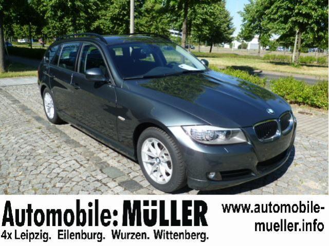 BMW 318d Touring (Comfort Paket Xenon Navi )