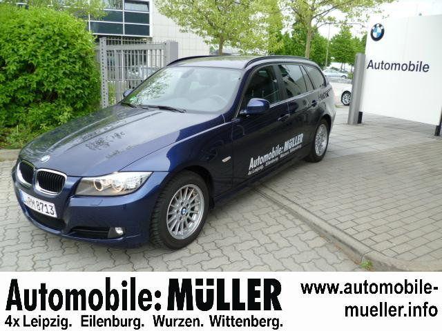 BMW 318d Touring (Navi Xenon PDC Klima 1.Hand)