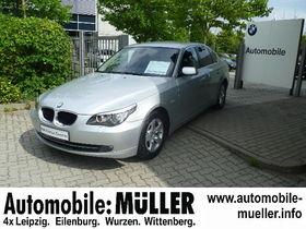 BMW 520d (Komfortzugang Bluetooth Navi Xenon Leder)