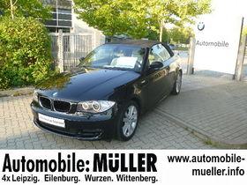 BMW 118i Cabrio (Komfortzugang Xenon Leder PDC Klima