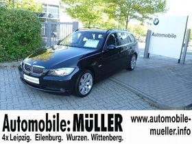 BMW 325d Touring (Komfortzugang Bluetooth Navi Xenon
